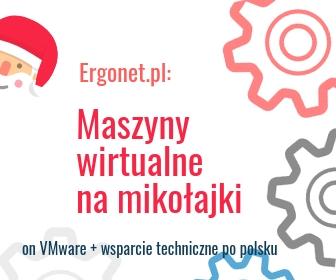 Ergonet maszyny wirtualne na VMware